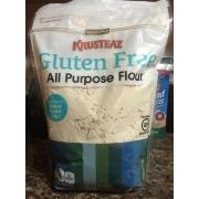 Krusteaz Gluten Free All Purpose Flour: Calories