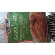 User added: aldi, Kirkwood garlic and herb frozen chicken