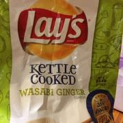 Wasabi And Ginger Lays