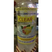 Clear American Natural Unsweetened Sparkling Water