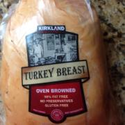 how to cook kirkland oven browned turkey breast
