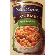 Chef 39 s cupboard gourmet fagioli bean and pasta soup - Chef gourmet 4000 ...