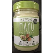 Primal Kitchen Mayo primal kitchen paleo approved mayo made with avocado oil: calories