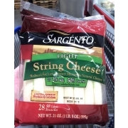Sargento Light String Cheese, Reduced