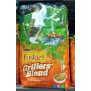 Purina Friskies Cat Food, Grillers Blend: Calories ...