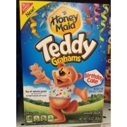 Birthday Cake Teddy Grahams Nutrition