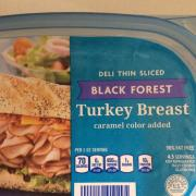 Thin Sliced Black Forest Turkey Breast