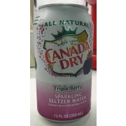 What Are The Natural Flavors In Canada Dry Seltzer Water