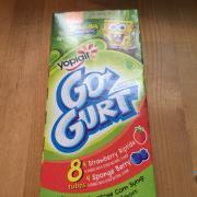 yoplait, SpongeBob SquarePants GoGurt