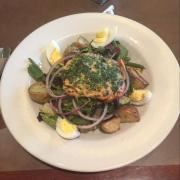 User Added Nordstrom Cafe Nicoise Salad With Salmon Calories