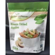 photo of simply nature freez dried apples