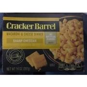 cracker barrel mac and cheese box nutrition