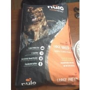 Nulo Medal Series Grain Free Large Breed Turkey And Peas Recipe