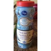 Kroger Sugar Free, French Vanilla