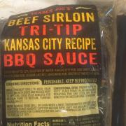User Added Trader Joe S Beef Sirloin Tri Tip Kansas City Recipe Bbq Sauce Calories Nutrition Analysis More Fooducate