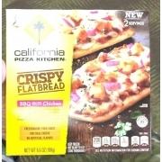California Pizza Kitchen Crispy Flatbread, BBQ Chicken Recipe ...