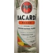 Bacardi Mango, Rum With Natural Flavors