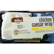Wawa Chicken Caesar Wrap: Calories, Nutrition Analysis & More ...