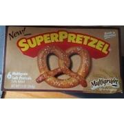 Super Pretzel Multi Grain Soft Pretzels