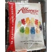 Albanese Gummi Bear. nutrition ...