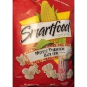 Smartfood Popcorn Movie Theater Butter Flavored Popcorn Calories Nutrition Analysis More Fooducate