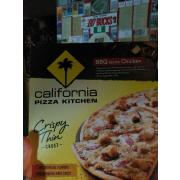California Pizza Kitchen Frozen Pizza Nutrition user added: california pizza kitchen frozen pizza bbq chicken