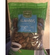 Southern Grove Almonds, Wasabi Soy