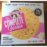 Lenny Larrys The Complete Cookie Birthday Cake
