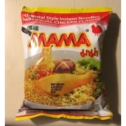 Mama Instant Noodle Oriental Style Chicken Flavor Calories Nutrition Analysis Amp More Fooducate