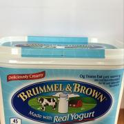 Photo of User added: Brummel & Brown, margarine (vegetable Oil spread)