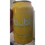 Bubly Sparkling Water, Lemon