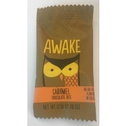 Awake Chocolate Bite, Caramel. nutrition ...
