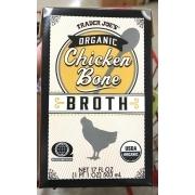 Trader Joe's Chicken Bone Broth: Calories, Nutrition ...