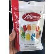 Albanese Gummi Bears: Calories