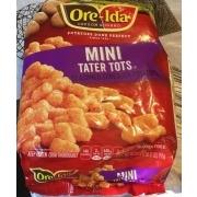 Ore-Ida Mini Tater Tots: Calories