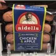 Aidells Sausage, Smoked Chicken