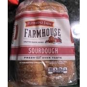 Pepperidge Farm Bread Sourdough Calories Nutrition Analysis More Fooducate