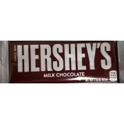 Hershey's Milk Chocolate Bar: Calories