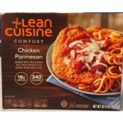 Lean Cuisine Comfort Chicken Parmesan Calories Nutrition Analysis More Fooducate
