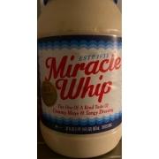 Miracle Whip Dressing, Original