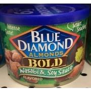 Blue Diamond Almonds, Wasabi & Soy