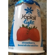 Yoplait Light Yogurt, Light, Non-Fat