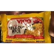 Vigo Yellow Rice, Saffron: Calories