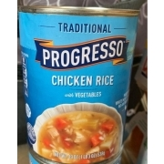 Progresso Soup, Chicken Rice With