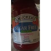 Strawberry Jam, Sugar Free, Seedless