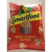 Smartfood Popcorn Movie Theater Butter Calories Nutrition Analysis More Fooducate