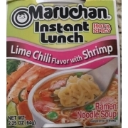 Lime Chili Flavor With Shrimp, Ramen